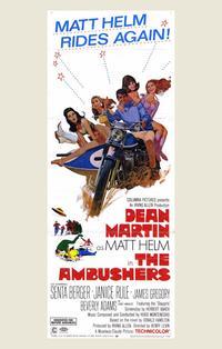 The Ambushers - 11 x 17 Movie Poster - Style B