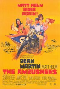 The Ambushers - 27 x 40 Movie Poster - Style C