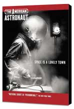 The American Astronaut - 27 x 40 Movie Poster - Style A - Museum Wrapped Canvas
