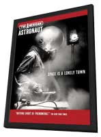 The American Astronaut - 11 x 17 Movie Poster - Style A - in Deluxe Wood Frame