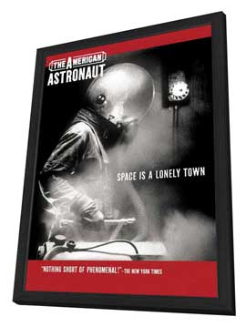 The American Astronaut - 27 x 40 Movie Poster - Style A - in Deluxe Wood Frame