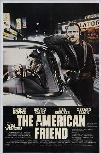The American Friend - 11 x 17 Movie Poster - Style A