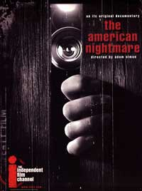 The American Nightmare - 43 x 62 Movie Poster - Bus Shelter Style A