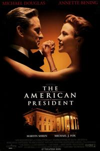 The American President - 11 x 17 Movie Poster - Style A