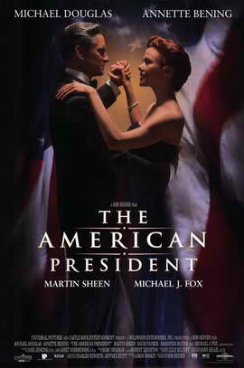 The American President - 11 x 17 Movie Poster - Style B