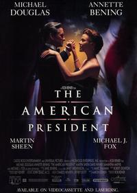 The American President - 11 x 17 Movie Poster - Style C