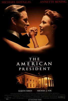 The American President - 27 x 40 Movie Poster - Style A