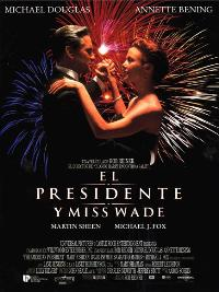 The American President - 11 x 17 Movie Poster - Spanish Style A