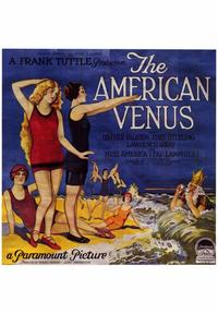 The American Venus - 43 x 62 Movie Poster - Bus Shelter Style A