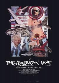 The American Way - 11 x 17 Movie Poster - Style A