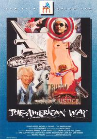 The American Way - 11 x 17 Movie Poster - Style B