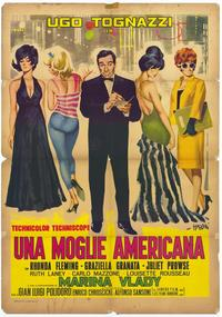 The American Wife - 43 x 62 Movie Poster - Bus Shelter Style A