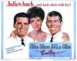The Americanization of Emily - 11 x 14 Movie Poster - Style A