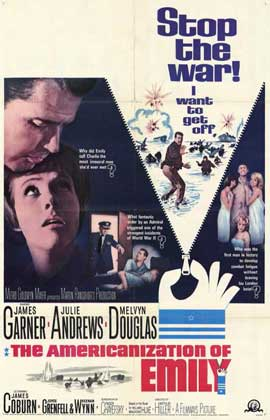 The Americanization of Emily - 11 x 17 Movie Poster - Style A