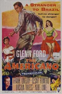 The Americano - 27 x 40 Movie Poster - Style A