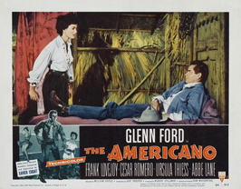 The Americano - 11 x 14 Movie Poster - Style A