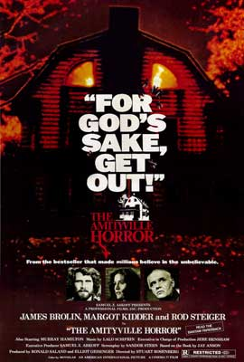 The Amityville Horror - 27 x 40 Movie Poster - Style A