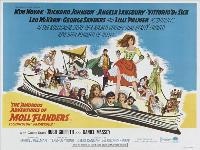 The Amorous Adventures of Moll Flanders - 30 x 40 Movie Poster UK - Style A