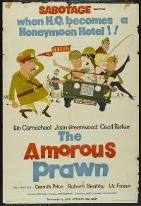 The Amorous Prawn - 27 x 40 Movie Poster - Style A