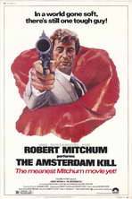 The Amsterdam Kill - 27 x 40 Movie Poster - Style A