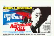 The Amsterdam Kill - 11 x 17 Movie Poster - Belgian Style A