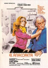 The Anchorite - 27 x 40 Movie Poster - Spanish Style A