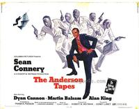 The Anderson Tapes - 11 x 14 Movie Poster - Style A