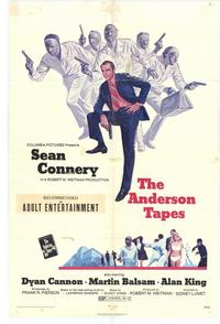 The Anderson Tapes - 27 x 40 Movie Poster - Style A