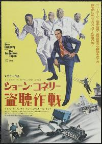 The Anderson Tapes - 11 x 17 Movie Poster - Japanese Style A