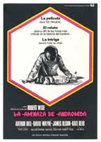 The Andromeda Strain - 27 x 40 Movie Poster - Spanish Style A