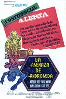 The Andromeda Strain - 27 x 40 Movie Poster - Spanish Style B