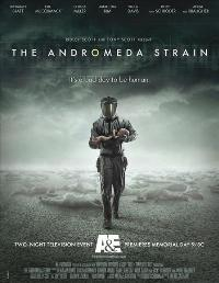 Andromeda Strain, The (TV) - 43 x 62 Movie Poster - Bus Shelter Style A