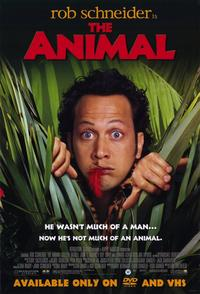 The Animal - 11 x 17 Movie Poster - Style A