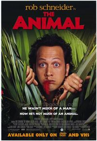 The Animal - 27 x 40 Movie Poster - Style A