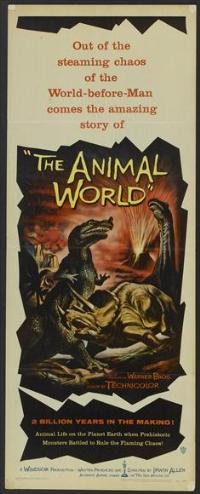 The Animal World - 14 x 36 Movie Poster - Insert Style A
