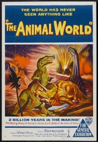 The Animal World - 11 x 17 Movie Poster - Australian Style A