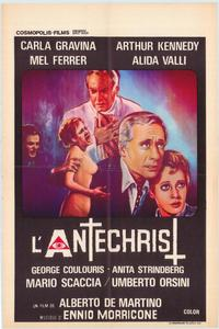 The Antichrist - 11 x 17 Movie Poster - Belgian Style A