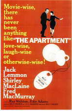 The Apartment - 11 x 17 Movie Poster - Style A