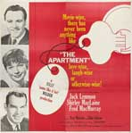 The Apartment - 30 x 30 Movie Poster - Style A