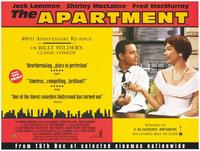 The Apartment - 11 x 17 Movie Poster - Style B