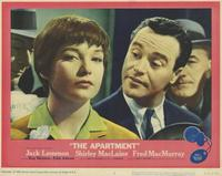 The Apartment - 11 x 14 Movie Poster - Style B