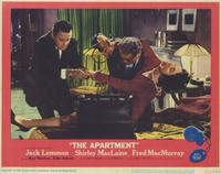 The Apartment - 11 x 14 Movie Poster - Style A