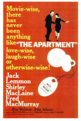 The Apartment - 27 x 40 Movie Poster - Style A