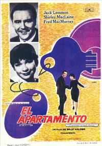 The Apartment - 27 x 40 Movie Poster - Spanish Style A