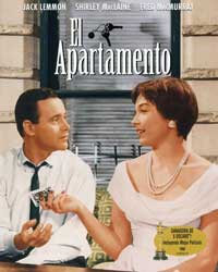 The Apartment - 11 x 17 Movie Poster - Spanish Style B