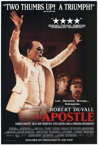 The Apostle - 43 x 62 Movie Poster - Bus Shelter Style A
