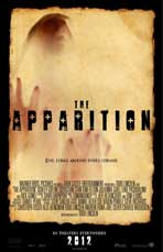 The Apparition - 11 x 17 Movie Poster - Style B