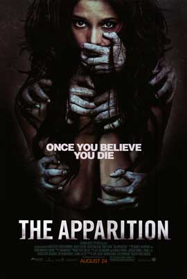 The Apparition - DS 1 Sheet Movie Poster - Style A