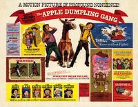 The Apple Dumpling Gang - 11 x 14 Movie Poster - Style A