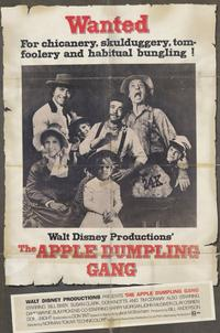 The Apple Dumpling Gang - 11 x 17 Movie Poster - Style A
